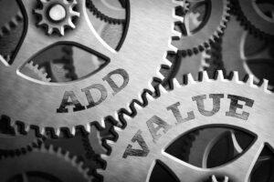Wertschöfung in agilen Projekten